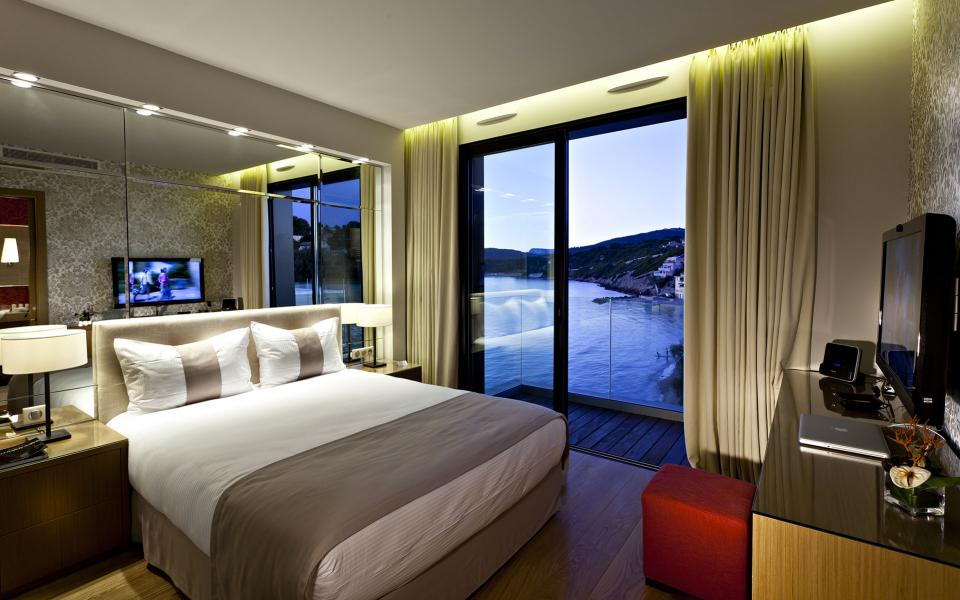 Chambres de luxe en bord de mer à Sanary-sur-mer